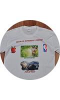 Печать на футболках фото, логотипа, надписи в Зеленограде, Москве, Химках, Солнечногорске